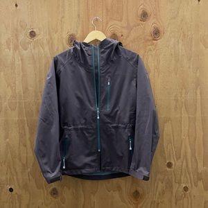 Uniqlo Windbreaker Hoodie Jacket Zip Coat
